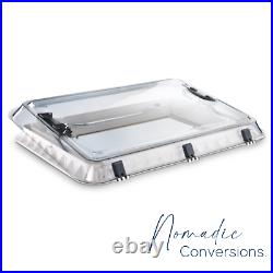£445 Dometic Seitz Heki 2 Roof Light Caravan Motorhome Skylight Window