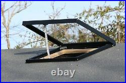Activent Glass Roof Windows and Skylights for Sheds & Timber Garden Buildings