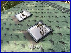 Activent Opening Roof Windows & Skylights for Sheds and Timber Garden Buildings
