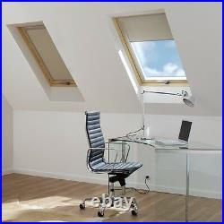 Aurora Centre Pivot Pine Roof Window, Loft Rooflight, Skylight Inc. Flashing Kit