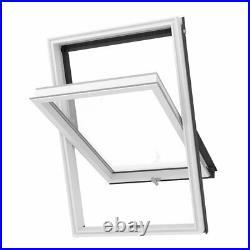 Aurora PVC Roof Window Loft Rooflight Skylight + Universal Flashing
