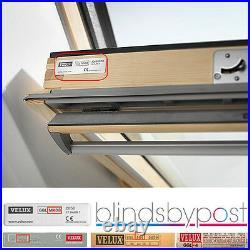 Blackout Skylight Roller Blinds Comptable With Velux Roof Windows Sk Uk