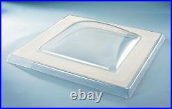 Dome Skylight, Modern Polycarbonate Flat Roof Light Window, Mardome Reflex