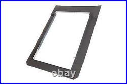 Duratech (Rooflite) Top Hung Roof Window Skylight 780 x 980mm Inc. Flashing