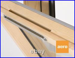 Duratech (Rooflite) Vented Roof Window Skylight 780 x 1400mm Inc. Flashing