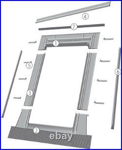 FAKRO Skylight Roof Window Flashing EZV04 66 x 118 cm 84104