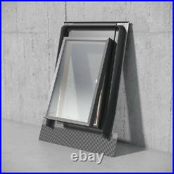 Fenstro Conservation Double Glazed Rooflite Access Skylight Roof Window 45x73cm