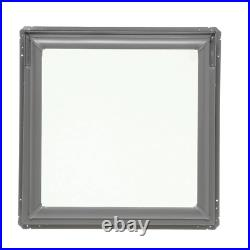Fixed Skylight 21 in. X 26.88 in. Light Transmittal Tinted Glass Deck Mount