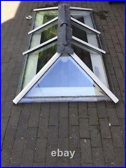 Flat Roof Lantern Skylight 2m X 1m