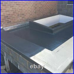 Flat Roof Window Glass / Skylight Flat Rooflight Lantern 1500mm x 1000mm