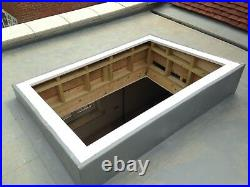 Flat Roof Window Skylight Lantern Trade prices available