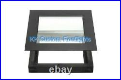 Flat Roof Window Skylight Rooflight Triple Glazed OUT OF AREA POSTAGE