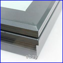 Large roof Skylight Window Glass remote Electric opening Rain Sensor 1140x1400mm