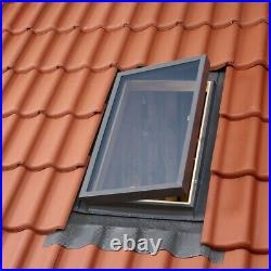 NEW VELUX VLT Access Roof Window 45x73cm Loft Rooflight, Skylight & Flashing inc