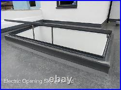 Opening Roof Window Roof Light Skylight Electric Remote Control 120cm x 120cm