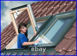 Optilight Roof Window 55/78cm (Skylight Loft Rooflight) FREE FLASHING