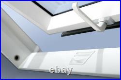 Optilight Skylight PVC Roof Window 66/98cm Including Flashing+10year warranty