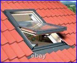 Optilight Skylight Roof Window 66/98cm Including Flashing +10 year warranty