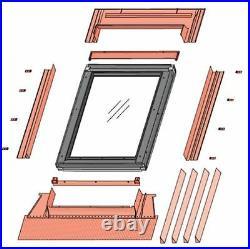 Optilight Skylight Roof Window 66/98cm Including free Flashing +10 year warranty