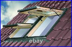 Optilight Skylight Roof window incl flashing, Loft Skylight Rooflight