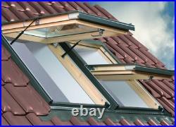 Optilight Skylight Roof window incl flashing, Loft Skylight Rooflight+10 Year