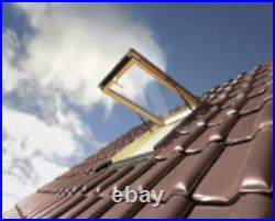 Optilight Top Hung Skylight -Escape Access Roof Window +10 Year warranty