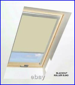 Optilight VK Timber Top Hung Exit Escape Roof Window 78 x 98cm Loft Skylight
