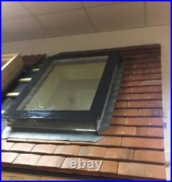 Pitch Roof Lantern Window Rooflight Skylight Self Clean Triple Glass 42 Sizes