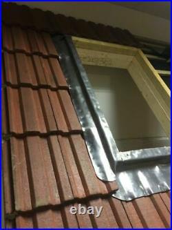 Pitch Roof Skylight Lantern Window Rooflight Self Clean Triple Glazed 42 Sizes