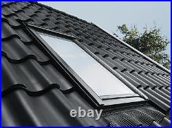 REDUCED/01 VELUX CK02 Pine Centre Pivot Roof Window 55 x 78cm Loft Skylight