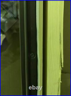 REDUCED/01 Wooden Timber Roof Window 114 x 118cm Centre Pivot Skylight Sunlux
