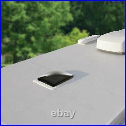 RV Caravan Motorhome Window Hatch Roof Ventilation Fan Vent Exhaust Skylight 11