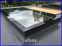 Roof Lantern Rooflight Skylight Window Triple Glazed Self Clean Toughened+ Glass