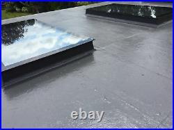 Roof Rooflight Lantern Skylight Window Triple Glazed Self Clean Glass 14Sizes