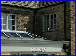 Roof Sky Light Lantern Style, in cotswold sage with opening windows