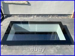 Roof light Sky light Roof window roof lantern For flat roof (2m x 1m)