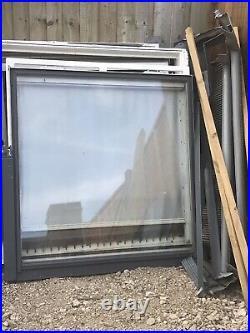 Roof skylight windows used VELUX Brand