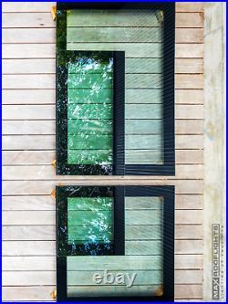 Rooflight Flat Roof Skylight Sky Light Glass Glazed Lantern Window 1000 x 1500mm