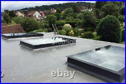 Rooflight Skylight Window Triple Glazed Self Clean Toughened+ Glass 500 x 500mm