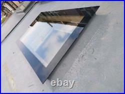 Rooflight Window 1000 x 2500mm Triple Glazed Glass Skylight Flat Roof Sky Light