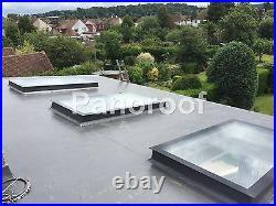 SKYLIGHT ROOF WINDOW TRIPLE GLAZED CLEAR SELF CLEANING GLASS 1500x2000mm