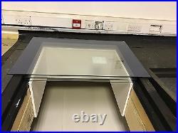 SKYLIGHT ROOF WINDOW TRIPLE GLAZED CLEAR SELF CLEANING GLASS 1500x2500mm