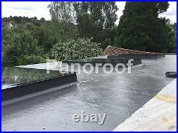 SKYLIGHT ROOF WINDOW TRIPLE GLAZED CLEAR SELF CLEANING GLASS 800mmx800mm