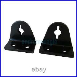 SMART 24V BLACK + BRACKETS FOR SKYLIGHT Motor for roof windows and domes