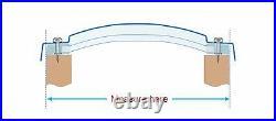 Single Glaze-Direct Fix Roof LightFlat Roof windowSun/Sky LightRoof Dome