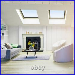 Skylight Flat Roof Light / Lantern / Skylight / Roof Glass Window Triple Glazed