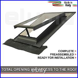 Skylight / Roof window BASIC VASISTAS Flashing kit inc. (access to the roof)