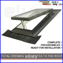 Skylight / Roof window CLASSIC Top Hung Flashing kit inc. (access to the roof)