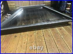 Skylight window flat roof