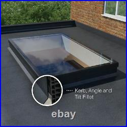 Ultrasky Kerb for Ultraframe Flat Roof Skylight Roof Window Rooflight Lantern